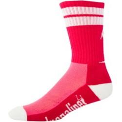 Adrenaline J-Train Pink w/ White Socks