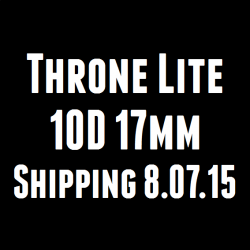 10D Throne Lite 17mm Mesh