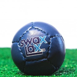 SwaxLax low bounce lacrosse training ball