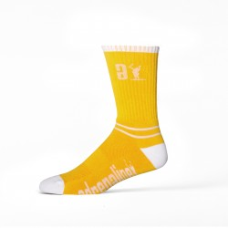 Data Performance Socks Yellow Gold - Adrenaline
