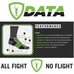 Data Performance Socks Yellow Gold - Adrenaline