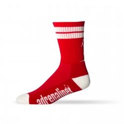 Adrenaline J-Train Red w/ White Socks