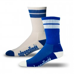Adrenaline J-Train Royal Blue Socks - 2 pack