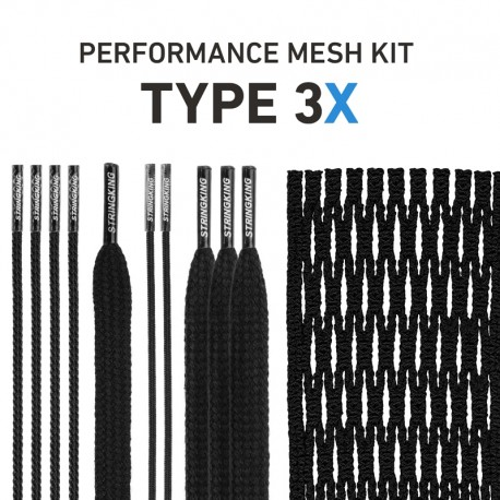 Zestaw StringKing 10D Type 3X Performance Mesh Handy Stringing Kit