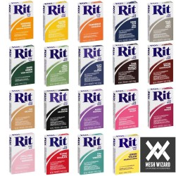 Rit Dye Packet Colors