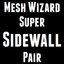 Mesh Wizard Super Sidewall Pair
