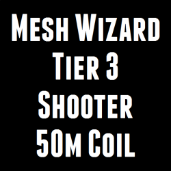 Tier 3 Shooter 50m Coil