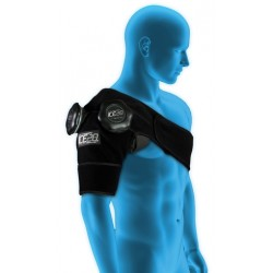 Ice20 Double Shoulder Real Ice Compression Therapy