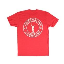 Adrenaline Ogre Czerwona Tshirt