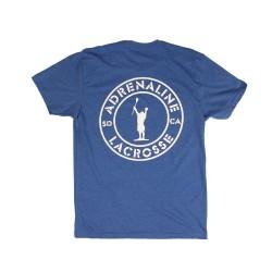 Adrenaline Ogre Niebieski Tshirt