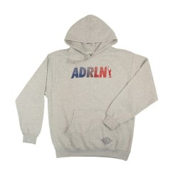 Adrenaline Turbo Grey Hoody