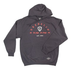 Adrenaline Danger Zone Navy Hoody