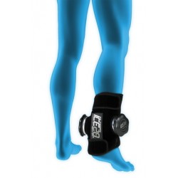 Ice20 Double Ankle Real Ice Compression Therapy