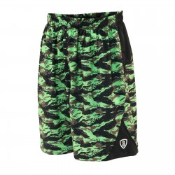 Fray 66 Shorts Heavy Camo - Adrenaline