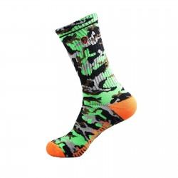 Adrenaline Heavy Camo Meshtop Socks