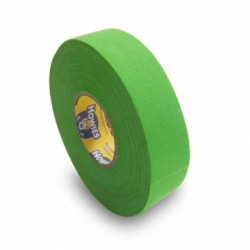 "Howie's Hockey Tape 1""x25yd. Neon Green"
