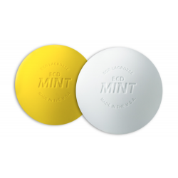 ECD Mint Premium Lacrosse Ball