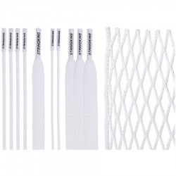 StringKing 12D Grizzly Goalie Mesh Type 1S Complete Kit