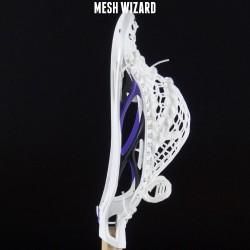 Lacrosse Mesh Stringing