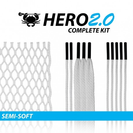 Hero 2.0 Mesh Stringing Kit - Semi Soft