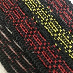 Limitowana G3 Semi Soft 10D Mesh Czarno-czerwono-żółta