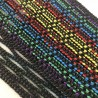 Limited Edition G3 Semi Soft 10D Mesh Black and Multicolored