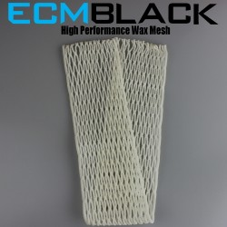 ECM Black 12D Goalie Mesh