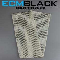 ECM Black 20D Goalie Mesh