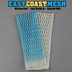East Coast Mesh 15mm 10D Dwukolorowy Z Białym