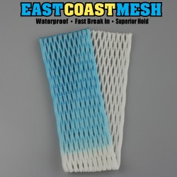East Coast Mesh Fade to White 15mm 10D