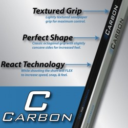 "ECD Carbon 30"" Shaft"