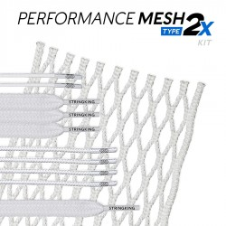 StringKing 10D Type 2X Performance Mesh Handy Stringing Kit