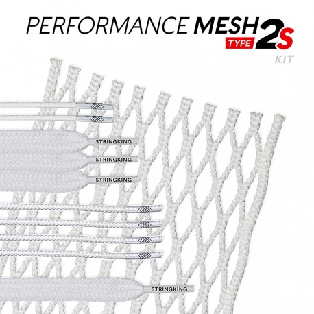 StringKing 10D Type 2S Performance Mesh Handy Stringing Kit